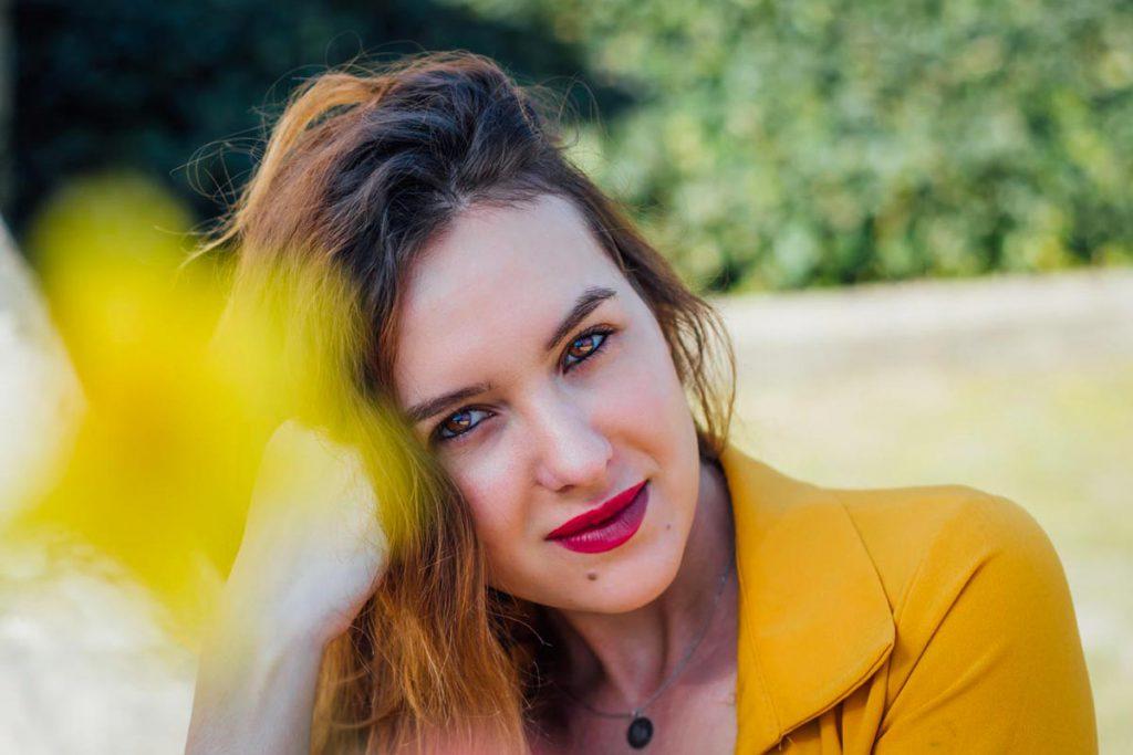 Photo de Madalina prise au Jardin public de Bordeaux